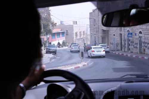 Berkeliling Yerusalem