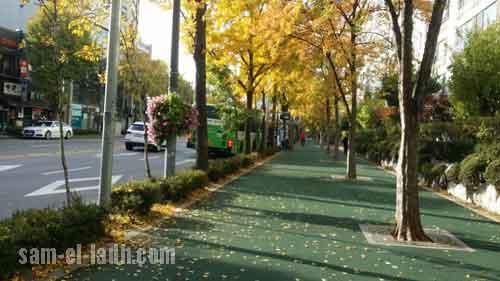 Menelusuri Seoul yang tersembunyi